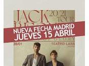 Jack Bisonte Teatro Lara Abril
