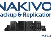Nakivo Backup Replication v10.2 Disponible