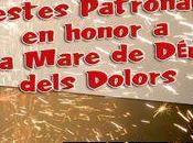 Beniardà. Fiestas Patronales Mare dels Dolors 2011