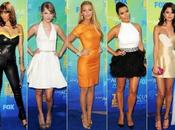 tendencias, detalles looks teen choice awards 2011