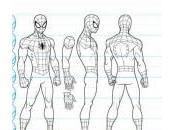 Nuevos dibujos conceptuales serie animada Ultimate Spiderman revelan Veneno