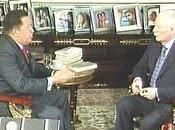 visión sobre entrevista comandante Chávez.