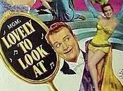 "AMOR NACIÓ PARIS, (""Lovely Look At"", EE.UU., 1952)"