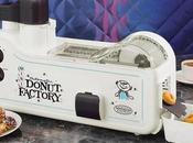 Mini Donut Factory máquina hacer donuts
