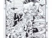 Original portada Alan Davis para Excalibur Special Edition