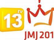 Desde agosto 13-TV será Televisión JMJ-MADRID-2011