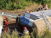 muerto heridos descarrilar tren Polonia