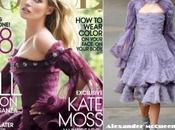 fabulosa Kate Moss portada reportaje interior Vogue USA, Septiembre 2011