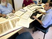 Eruditos judíos estudian cambios manuscritos Torá través tiempo