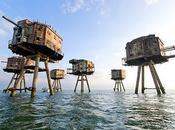 Fortalezas marinas Maunsell