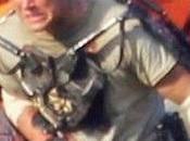 Matt Damon rollo primeras imágenes Elysium
