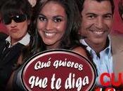 """programa CUATRO """"Qué quieres diga"""" cancela Baja Audiencia"""