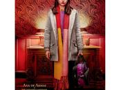 Inspiración moda: Marta Cabrera (Ana Armas) Puñales espalda