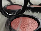 Extradimension Blushes Cosmetics: Coloretes propia.