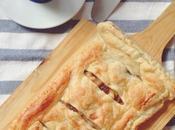 CocinArte- Hojaldre manzana inspirado Caspar David Friedrich