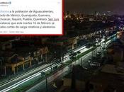 Anuncian cortes energía eléctrica aleatoria para Luis Potosí
