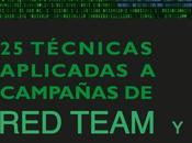 vengo hablar libro: Técnicas aplicadas campañas Team Hacking