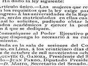 ingreso mujeres peruanas universidades