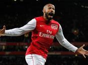 Thierry Henry, leyenda Arsenal