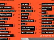 Muelle12: Puerto Alicante llena música