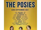 Posies, conciertos España 2021