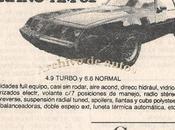 Pontiac Trans-Am, importación particular 1982