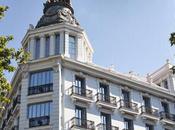 Aurora, escultura ilumina Madrid cada