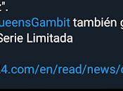 serie gambito dama anya taylor-joy, premiados globos 2021