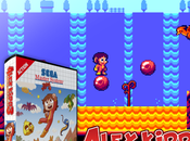 [ROM hack] Alex Kidd Curse Miracle World (Sega Master System)