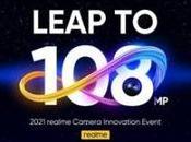 realme primera cámara 108MP marca