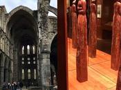 rutas Valonia, Abadía Villers-la-ville Fundación Folon