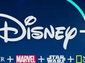 Disney+ Anuncia fechas estreno series