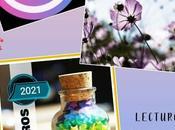 marzo. tarro-libros 2021. 'lecturas femenino'