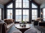 Casa Sueca Rustica Actual