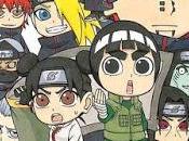 Reseña manga: Rock Lee. primavera juventud ninja (tomo