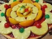 Quesada frutas