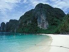Islas Phi: encanto virgen Tailandia