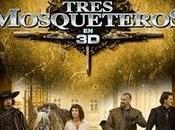 Nuevo trailer español 'Los tres mosqueteros'