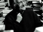 diez estrategias manipulación mediática, Noam Chomsky
