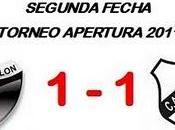 Colón:1 Boys:1 (Fecha