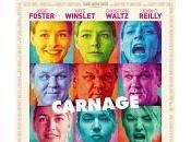Tráiler 'Carnage', Jodie Foster Kate Winslet