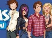 Sims llegan Facebook Nuevos Social, juégalo online