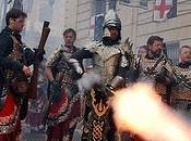 Moros cristianos, antiguas batallas siglo