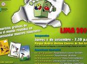 Llegan Alberto Montt, Arturo Kemchs Fraga Lima, Salón Internacional Humor Gráfico