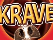 llegó nuevo irresistible cereal Krave