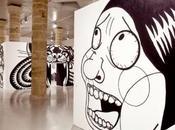 'Arte efímero' centro cultural cigarreras