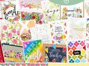 Three Ways Floral Stamps Waffle Flower April Release BLOG