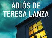 "oscuro adiós Teresa Lanza"", Toni Hill: oportunidad para escuchar quienes siempre callan"