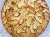 Tarta sueca manzana