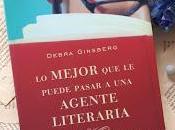 mejor puede pasar agente literaria (Debra Ginsberg)